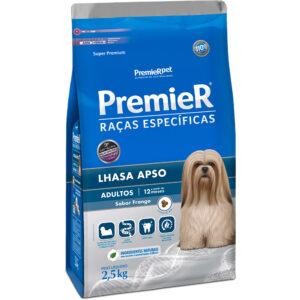 Ração PremieR Raças Específicas Lhasa Apso Cães Adultos